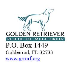 Golden Retriever Rescue of Mid Florida