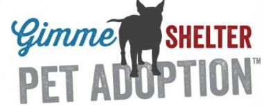 Gimme Shelter Pet Adoption, Inc.